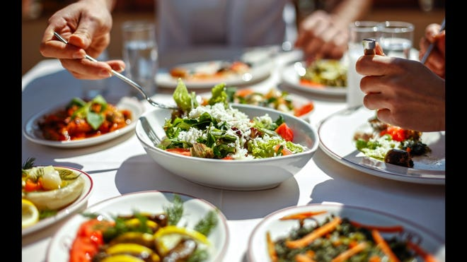 A plant-based diet, rich in fruits, vegetables, whole grains, and legumes, is a great way to achieve good health.