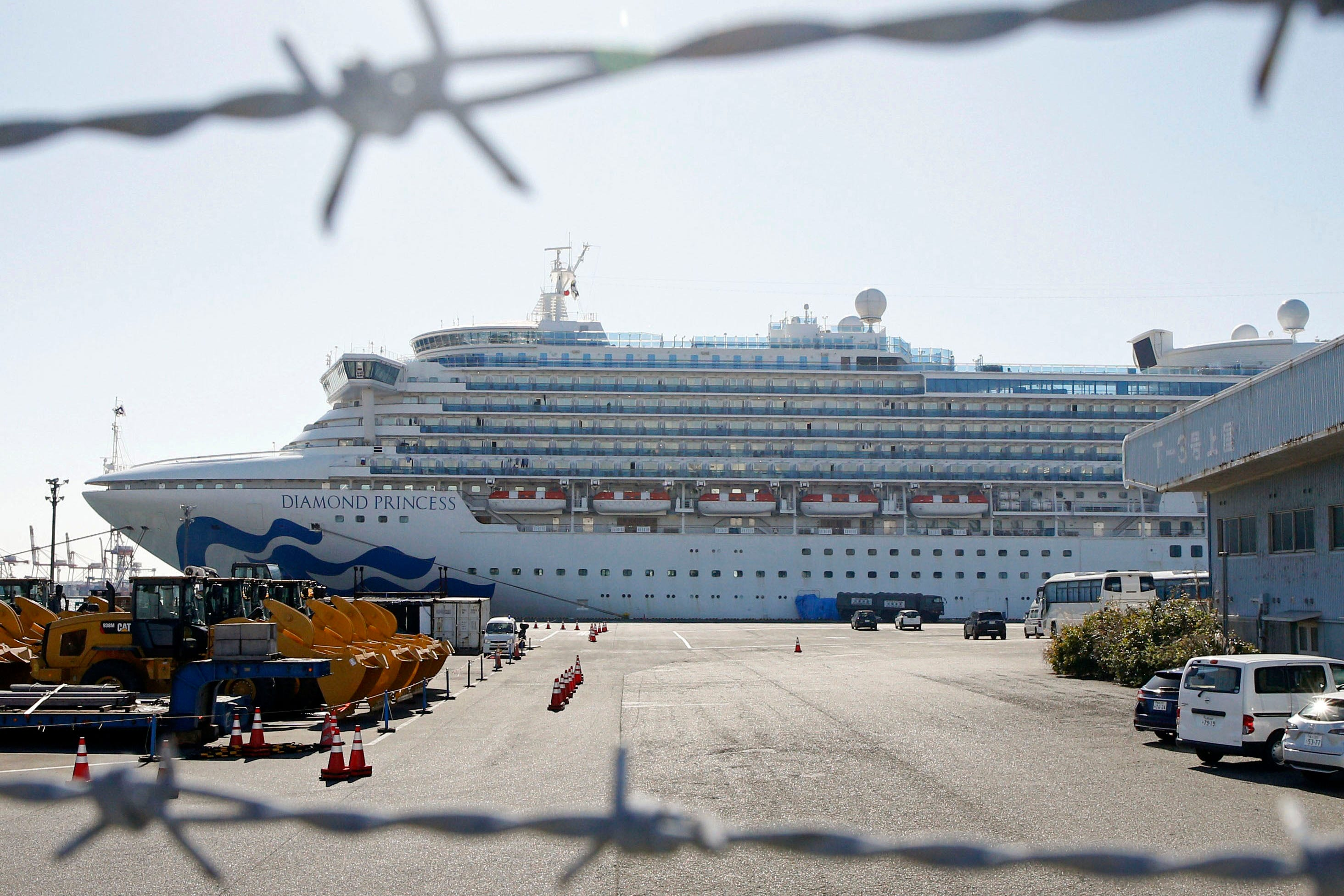 Two Diamond Princess cruise ship passengers die from coronavirus