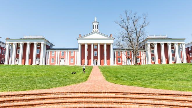 Washington and Lee University in Lexington, Virginia.