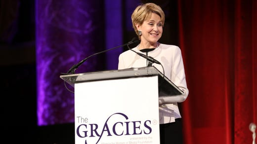 <strong>48. Jane Pauley &nbsp; &nbsp; </strong><br /> Occupation: Journalist<br /> Broadcast journalist Jane Pauley joined NBC in 1976 and remained with the network for more than 25 years working as a correspondent, anchor, and host for various programs like the &quot;Today&quot; show and &quot;Dateline.&quot; She is now the host of &quot;CBS Sunday Morning.&quot; Pauley grew up in Indianapolis, Indiana, where she was a Girl Scout. She is one of several journalists on our list of former scouts.
