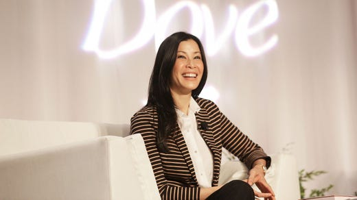 <strong>46. Lisa Ling&nbsp; &nbsp; </strong><br /> Occupation: Journalist<br /> Sacramento native Lisa Ling has had a wide-ranging career as a television journalist and talk show host. She has reported from numerous countries, served as a war correspondent, and was co-host of fellow Girl Scout Barbara Walters' Emmy-nominated talk show &quot;The View.&quot;