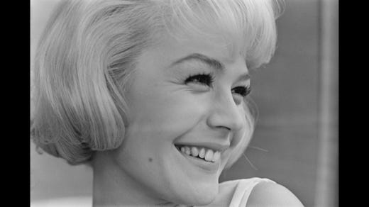 <strong>36. Sandra Dee&nbsp; </strong>&nbsp; &nbsp;<br /> Occupation: Actress<br /> Born Alexandra Zuck in New Jersey, Sandra Dee was a teen star in the late 1950s and 1960s. Her first modeling job was for the Girl Scouts magazine. She later appeared in such iconic movies as &quot;Gidget&quot; and &quot;A Summer Place.&quot; Dee was also married to pop idol Bobby Darin, and their marriage was the subject of the Kevin Spacey movie &quot;Beyond the Sea.&quot;