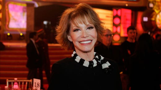 <strong>23. Mary Tyler Moore&nbsp; &nbsp; &nbsp;</strong><br /> Occupation: Actress<br /> Brooklyn-born Mary Tyler Moore was one of the most successful television stars ever. She had a breakthrough role in &quot;The Dick Van Dyke Show,&quot; and achieved huge fame with &quot;The Mary Tyler Moore Show.&quot; She played Mary Richards, a single, independent career woman who produces a television news show. Moore and the character she played were seen as role models for women seeking to advance in traditionally male-dominated fields.&nbsp;