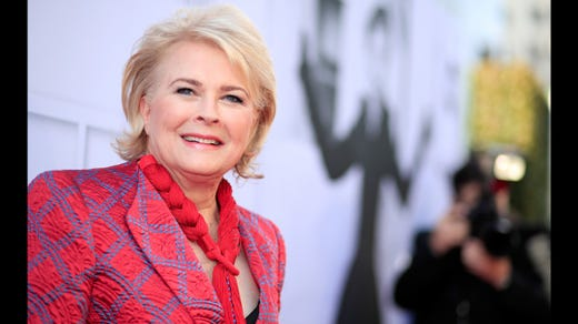 <strong>19. Candice Bergen&nbsp; &nbsp; &nbsp;</strong><br /> Occupation: Actress<br /> Candice Bergen has enjoyed acting success in film, television and theater and also worked as a model and a photojournalist. She is probably best known for playing the title role in the television series &quot;Murphy Brown,&quot; which ran for 10 seasons (and was revived in 2018) and won her five Emmys and two Golden Globes.&nbsp;