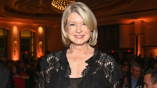 <strong>18. Martha Stewart&nbsp; &nbsp; &nbsp;</strong><br /> Occupation: TV Personality<br /> Martha Stewart is really more than a TV personality &ndash; she could equally be described as a media mogul and lifestyle guru. She has also been a model, chef, writer, publisher and convicted felon (for insider trading). But Stewart started out as a Girl Scout in Nutley, New Jersey. Of her scouting days, Stewart said, &quot;I remember getting a lot of badges because of course I was an overachiever.&quot;