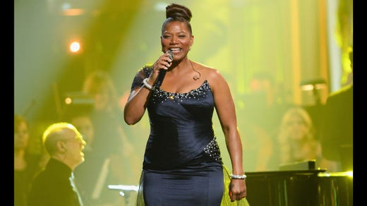 <strong>17. Queen Latifah&nbsp; &nbsp; &nbsp;</strong><br /> Occupation: Actress, Singer<br /> Queen Latifah was born Dana Elaine Owens in Newark, New Jersey. As a child, she was nicknamed Latifah, which means &quot;delicate and sensitive&quot; in Arabic. She has achieved success both as a rap artist and an actress. Her debut album, &quot;All Hail to the Queen,&quot; was a hit, and the single &quot;U.N.I.T.Y.&quot; won a Grammy Award. She made her movie debut in Spike Lee's &quot;Jungle Fever &quot; in 1991 and was nominated for an Oscar for her performance in &quot;Chicago&quot; in 2002. The former Girl Scout recently narrated &quot;Lifetime of Leadership,&quot; a documentary about famous scouts.