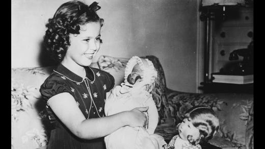 <strong>15. Shirley Temple&nbsp; &nbsp; </strong>&nbsp;<br /> Occupation: Actress and U.S. Ambassador<br /> Shirley Temple was a famous child movie star of the 1930s who switched careers as an adult. She served as U.S. ambassador to the United Nations, Ghana and Czechoslovakia and was chief of protocol of the United States from 1974 to 1977. She was diagnosed with breast cancer in 1972 and was one of the first high-profile women to talk about her battle with the disease. Temple lived the next 40 years of her life as a devoted advocate for breast cancer awareness.