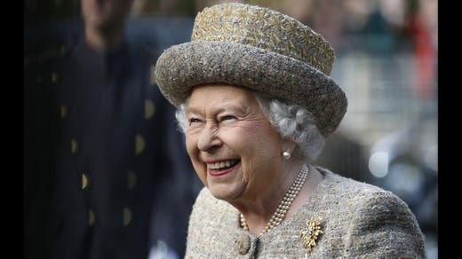 <strong>11. Queen Elizabeth II&nbsp;</strong> &nbsp; &nbsp;<br /> Occupation: Monarch<br /> While not technically a Girl Scout, Queen Elizabeth was an active member of the British sister organization, the Girl Guides. She served in the Buckingham Palace Company, and her troop was made up of other young royals, including her sister Princess Margaret. They cooked over campfires and learned to pitch tents on the palace grounds. Queen Elizabeth, who is in her nineties, is the longest-reigning British monarch.