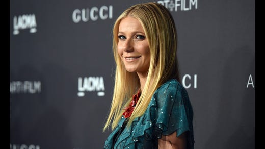<strong>4. Gwyneth Paltrow&nbsp; &nbsp; &nbsp;</strong><br /> Occupation: Actress, Businesswoman<br /> Gwyneth Paltrow is the daughter of another former Girl Scout on our list, Blythe Danner. She's also a versatile actress and has appeared in edgy films such as &quot;Se7en&quot; and period dramas such as &quot;Emma&quot; and &quot;Shakespeare in Love,&quot; for which she won an Oscar. She is also the CEO of Goop, a $250 million lifestyle company.