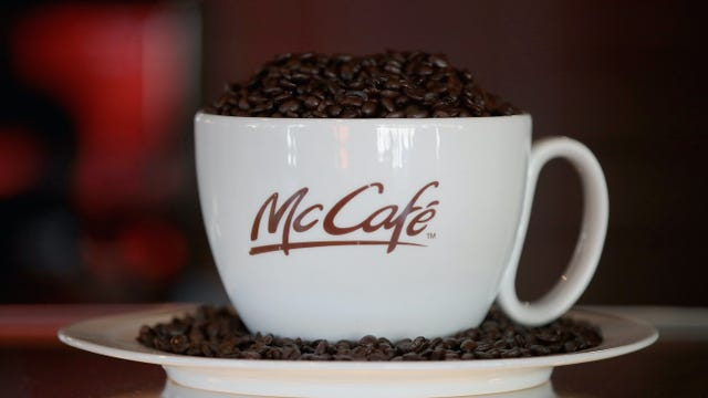 America S Favorite Coffee Brands Dunkin Mccafe Starbucks And More