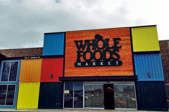 Whole Foods is opening early for customers over 60.