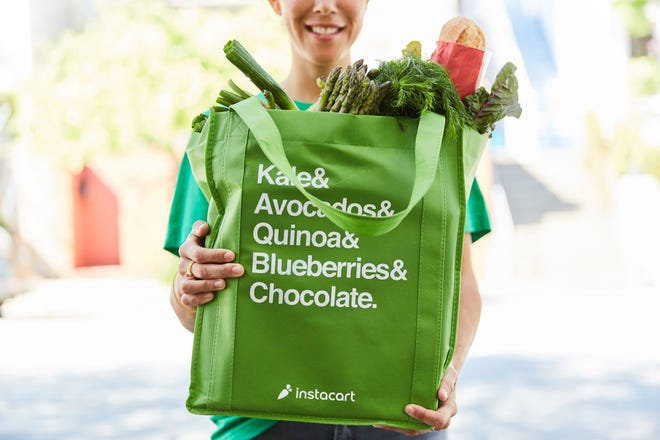 Instacart is trying to speed up its service.