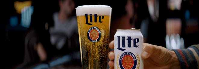 Miller Lite doused Busch Light to make the finals of this year's Beer Flavored Beer Bracket.