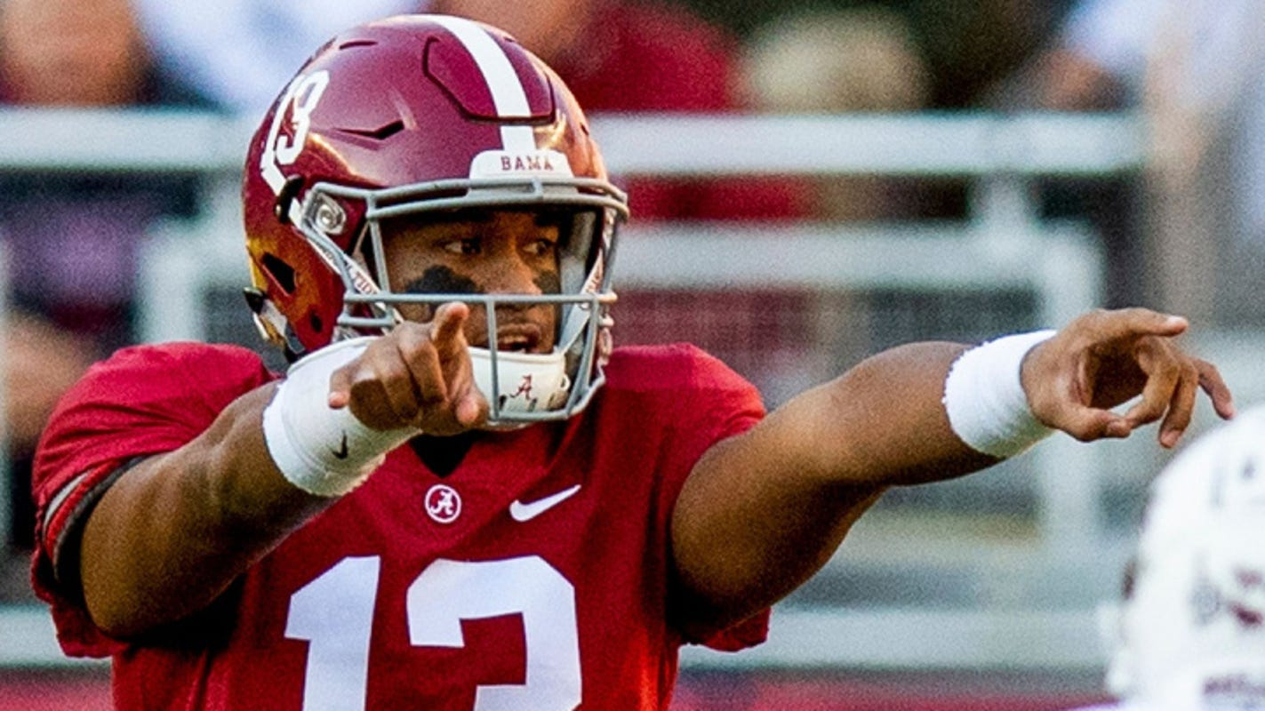 Making the case for Detroit Lions to draft Alabama QB Tua Tagovailoa