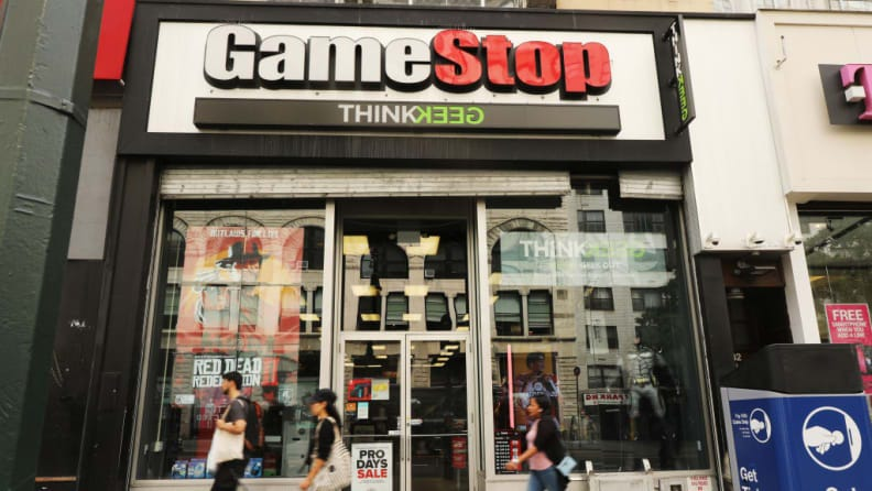 Reddit group founded on 'high risk' returns hits Wall Street with GameStop effort