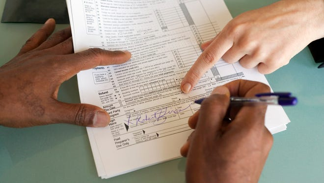 One simple and easily avoidable mistake that will certainly raise eyebrows at the IRS is income entered in the wrong box.