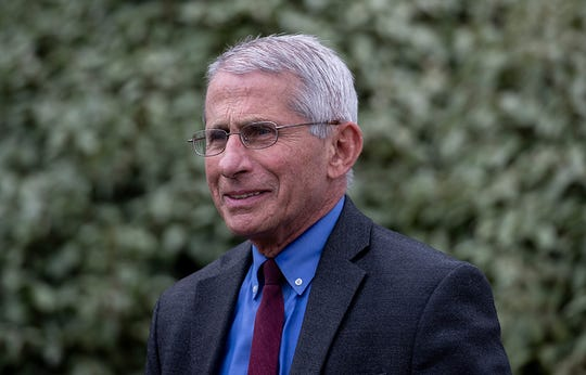 """Dr. Anthony Fauci, the nation's top infectious disease expert, said during a U.S. Senate hearing last week that """"the consequences could be really serious"""" if states reopen """"prematurely."""""""