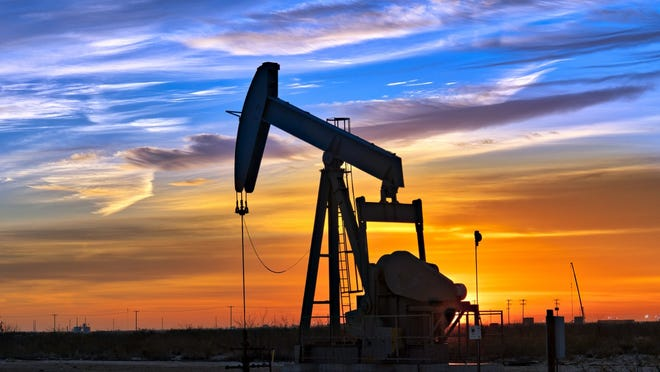 Oil and gas wells could be taxed differently under a constitutional amendment voters will consider.
