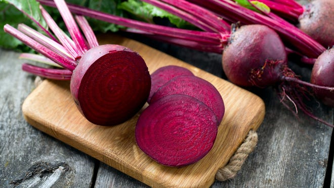 Beets can be part of your Shasta County winter vegetable garden.