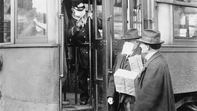 The Spanish flu of 1918 was the deadliest pandemic in recent history.
