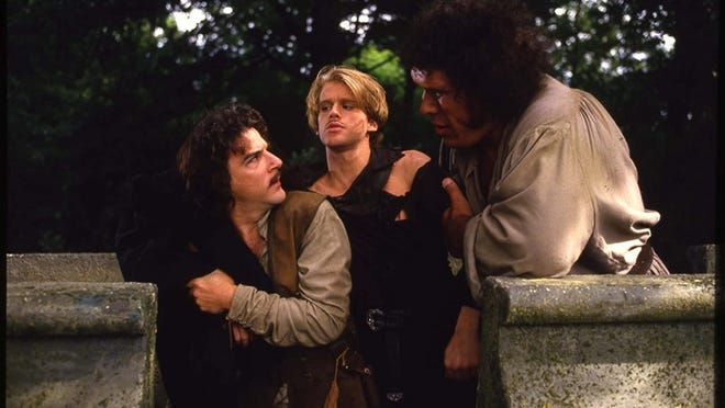 """""""The Princess Bride"""" will be playing at Fountain Square on Thursday."""