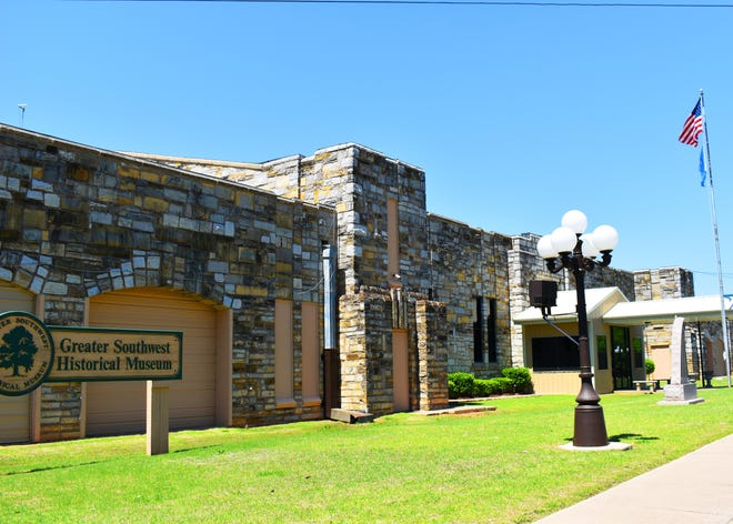 The Greater Southwest Historical Museum on Thursday, April 19, 2020, 35 days after closing to visitors. Museum Director Admiral Wes Hull said only essential staff has entered the building since March 12 in an effort to slow the spread of COVID-19.
