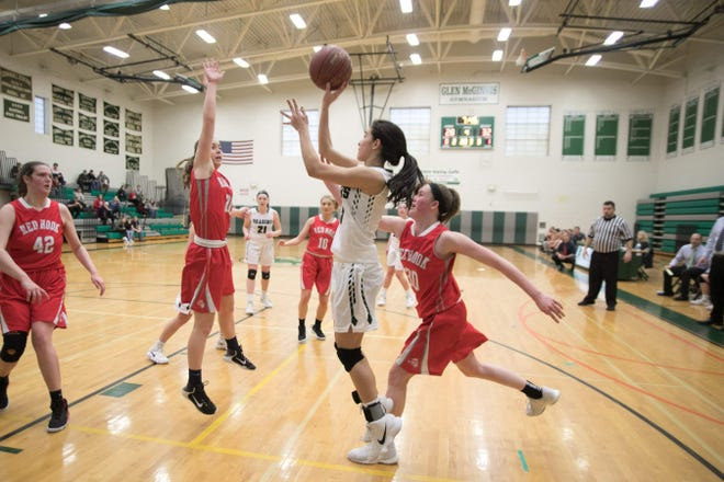 Junior point guard Eli Bulusan helped Cornwall win the Section 9 Class A title.