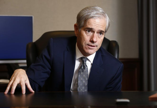 Southern District of Ohio U.S. Attorney David DeVillers was among several Trump-appointed attorneys asked to step down from their posts by the end of the month to make wayforplanned replacements by President Joe Biden.