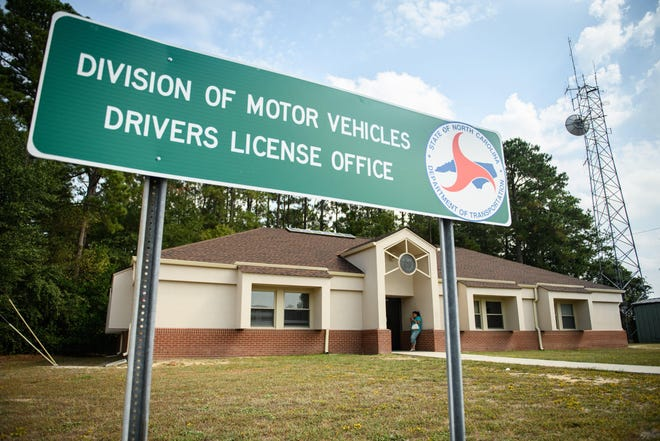 The Fayetteville DMV office on Elm Street is among 16 DMV locations in the state that are closing on Saturdays due to COVID-19 precautions.