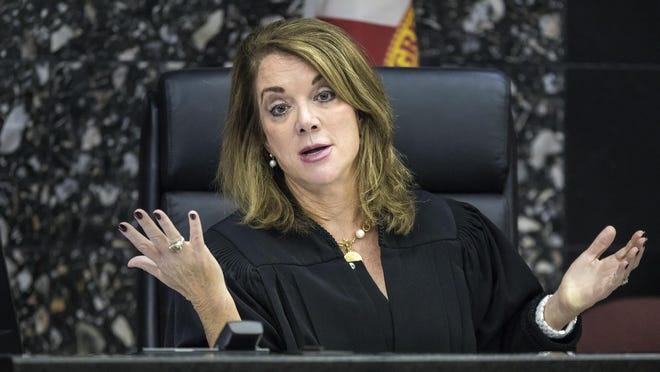 Chief Circuit Judge Krista Marx