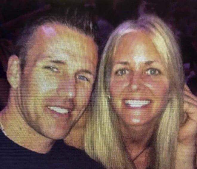David Anthony and Gretchen Anthony.