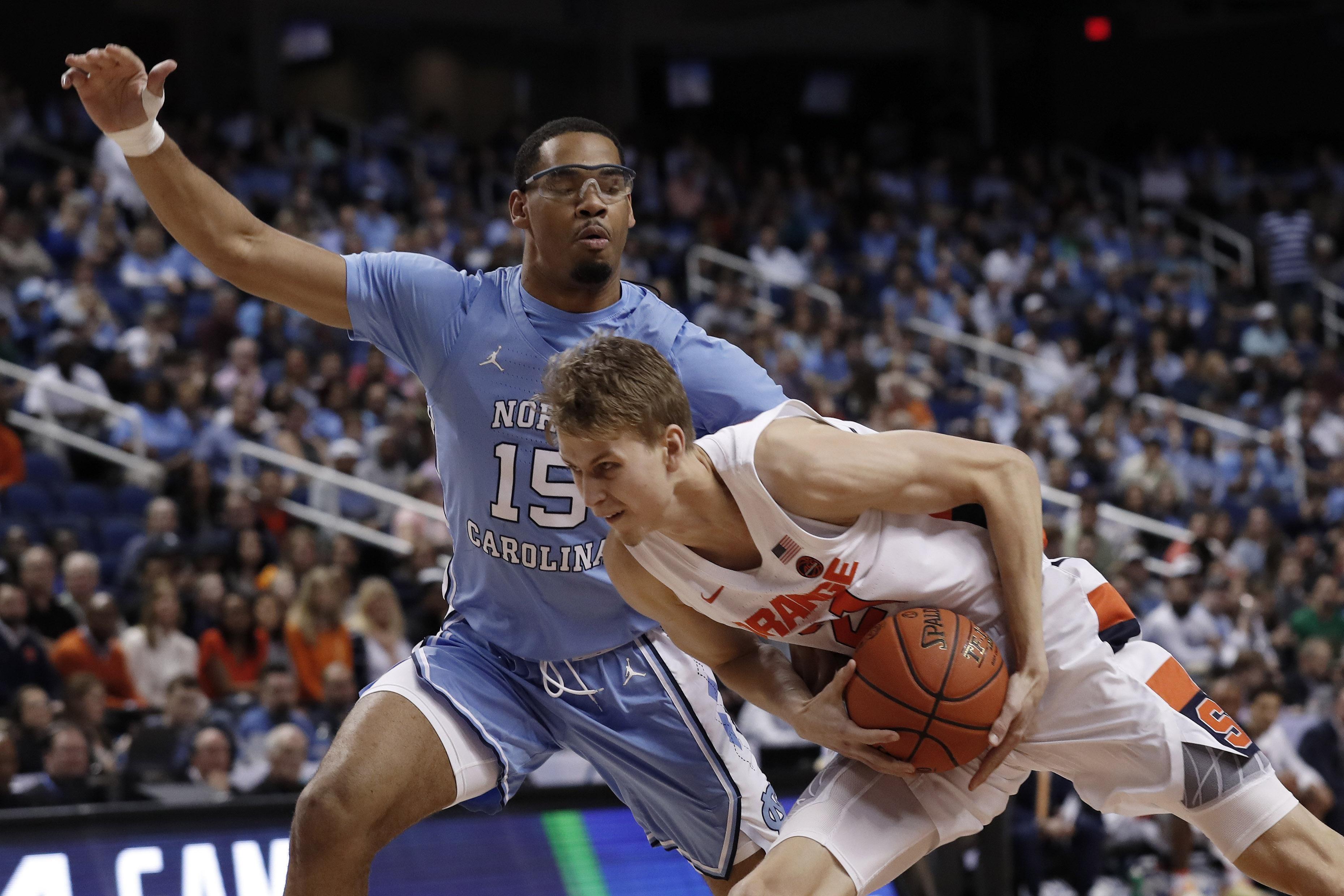 Atlantic Coast Conference moves men's basketball tournament from Washington, D.C. to North Carolina