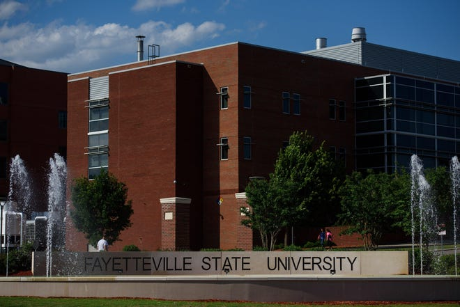 As part of the selection process for a new Fayetteville State University chancellor, forums are being held with different groups to get their input on the type of chancellor they would like hired.