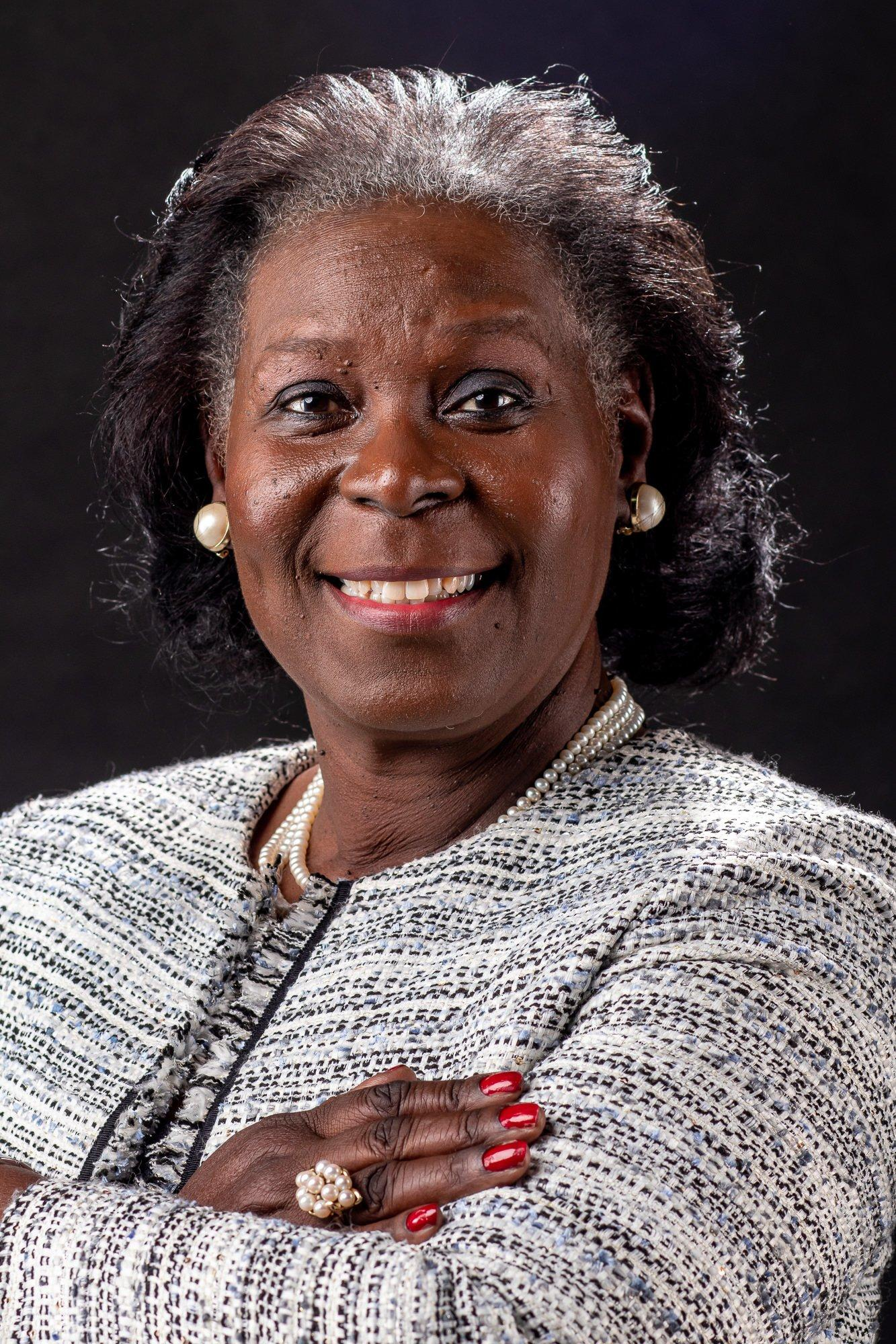 Democratic U.S. House candidate Patricia Timmons-Goodson of Fayetteville.