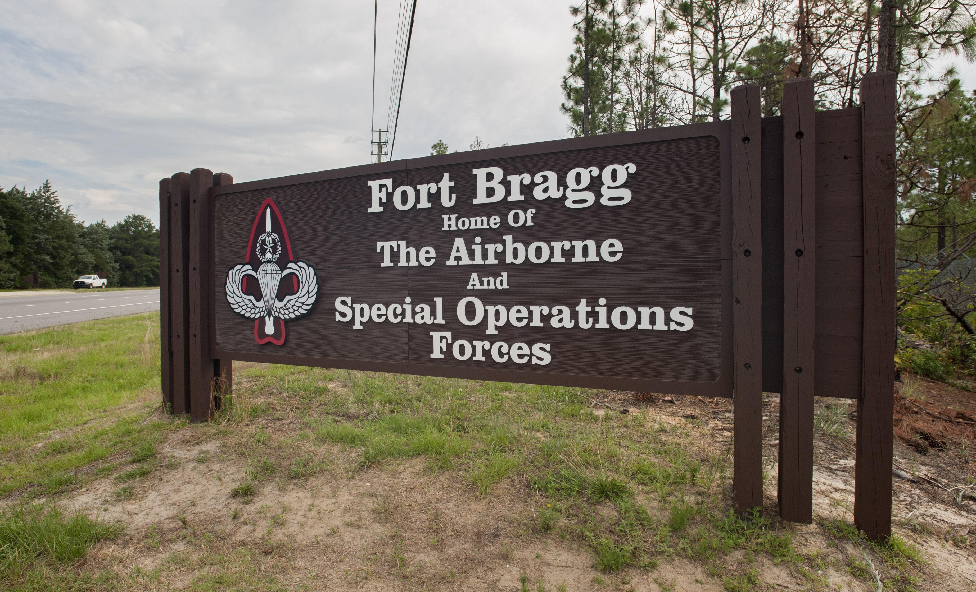 Mold found in the 1st Special Forces Command barracks at Fort Bragg led to more than 200 soldiers being moved earlier this month.