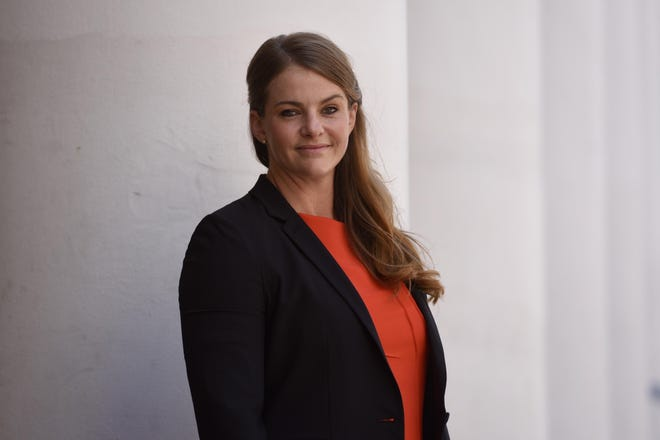 Republican business consultant Fiona McFarland won the GOP primary for District 72 state House seat covering much of northern Sarasota County.