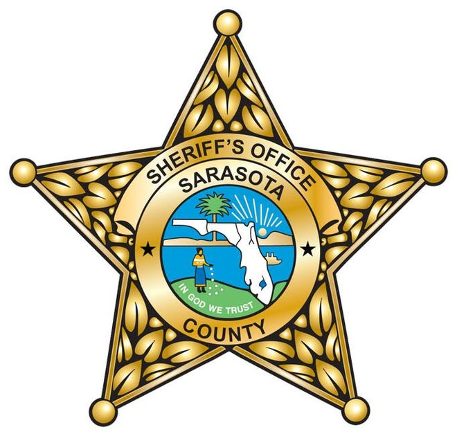 The badge of the Sarasota County Sheriff's Office