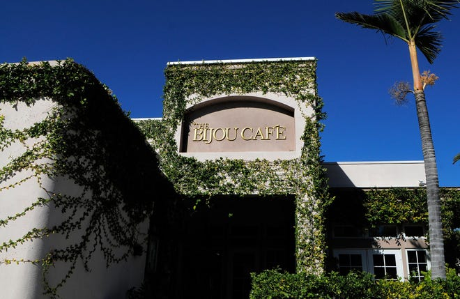 """The Bijou Cafe has been owned and operated by the Knaggs family since 1986. """"We have all of our dining staff coming back with a couple new faces in the kitchen, including a new chef,"""" Jean-Pierre Knaggs said."""