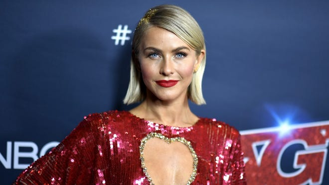 """Julianne Hough addressed the backlash over CBS' new reality series, """"The Activist,"""" which premieres October 2021."""
