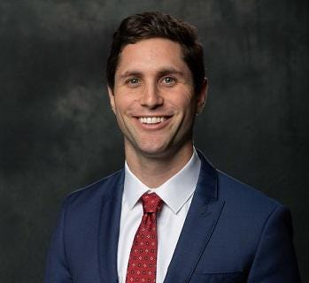 Zach Shamberg, president and CEO of the Pennsylvania Health Care Association, an advocacy group that represents long-term care providers across the state.