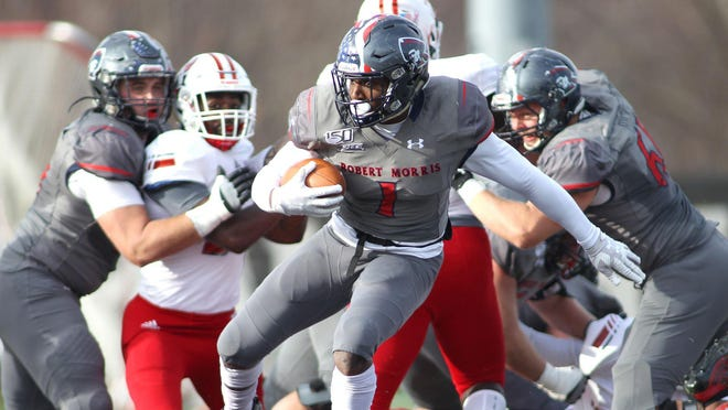 Robert Morris won't play football this fall after the Big South - RMU's new conference affiliation - announced it was postponing all fall sports. RMU will play a conference schedule in the spring.