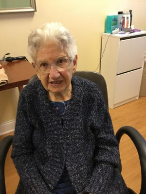 Laura Mezzanotte, who lived most of her years in Syracuse, New York, moved to Port Orange with her son and his wife in 2013. She died at age 102 of COVID-19 on May 18.