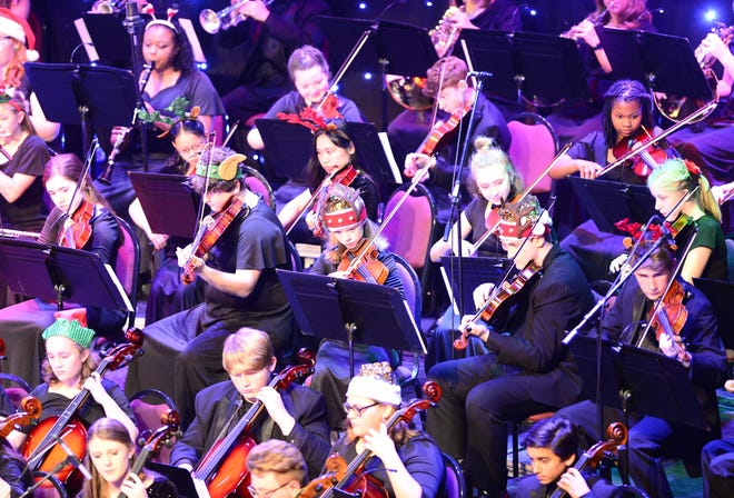 The Etowah Youth Orchestras will hold auditions for the 2021-22 season Tuesday through Thursday.