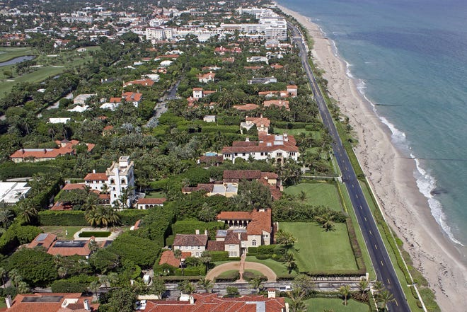 A new study examining the effects on property values of designating Palm Beach structures as historical landmarks will be reviewed by the Town Council on Wednesday.