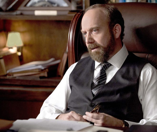"""Paul Giamatti narrates """"Empires of New York,"""" premiering at 8 p.m. on CNBC."""