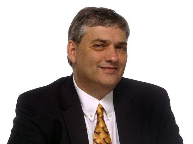 Sports columnist Cecil Hurt.