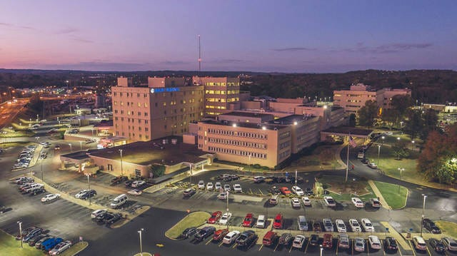 Maury Regional Medical Center is located in Columbia, Tenn.