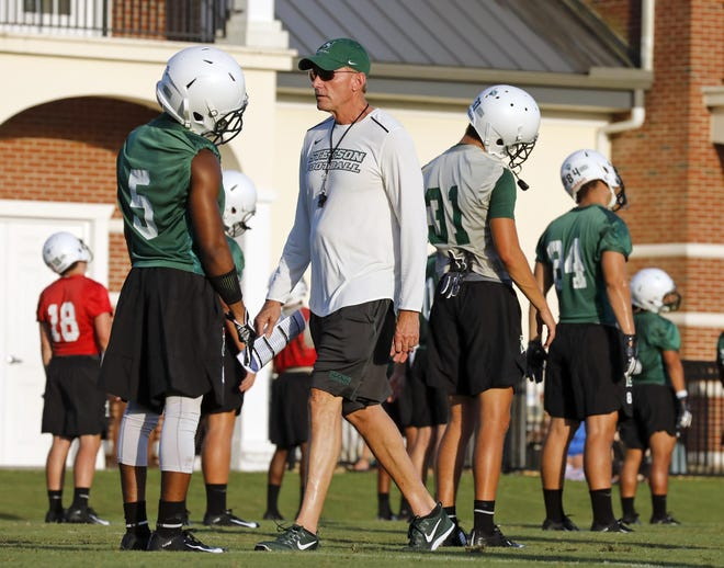 Stetson football's Sept. 5 season-opener has already been canceled.