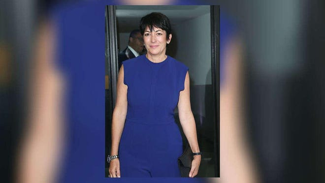 Ghislaine Maxwell at a NYC fundraiser in 2016.