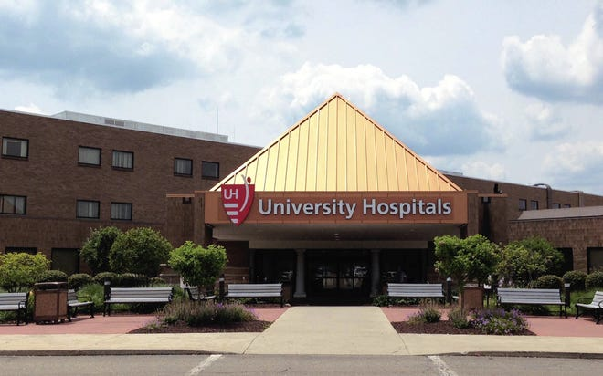As of Thursday, there was still plenty of space at UH Portage Medical Center in spite a rising number of COVID-19 cases statewide.